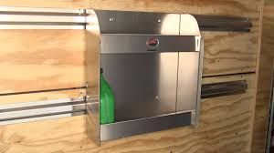 Cabinets For Cargo Trailers Mounting Cabinets In Enclosed Trailers