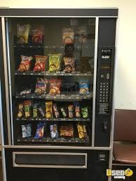 Snack Vending Machine Custom USI 48a Electronic Snack Machine Vending Machine For Sale In