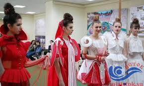 Новые образы и оригинальные идеи луганские студенты модельеры  Новые образы и оригинальные идеи луганские студенты модельеры показали свои дипломные работы