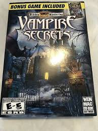 Games from alawar studio in which it is necessary to search for hidden objects are quest projects. Hidden Mysteries Vampire Secrets Pc Video Game Hidden Object Adventure Computer 834656084004 Ebay