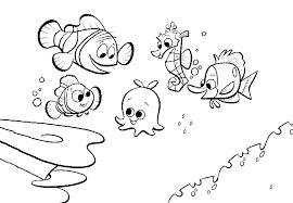 Alla Ricerca Di Nemo Nemo A Casa Con I Suoi Amici