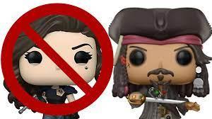 Funko Canceled Gina Carano Pop! Vinyl But NOT Johnny Depp Toys?
