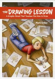 drawing lesson gn 2018 watson guptill a graphic novel that teaches you how
