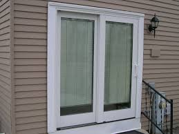 french doors with blinds for decoration pella patio doors with blinds between