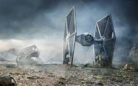 s tie fighter wallpaper