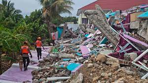 Strong earthquake hits Indonesia: At ...
