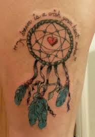 Dream Catcher Tattoo With Quote Cinderella's Dream Catcher by TheRenegadeArtist on DeviantArt 41