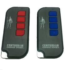 centurion garage door remotes