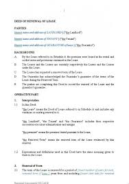 tenant renewal letter lease renewal letter template business