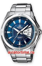 <b>Мужские</b> японские наручные <b>часы CASIO EF</b>-<b>129D</b>-<b>2A</b> EDIFICE