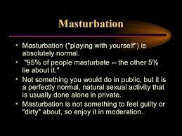 Old age masturbation tacts