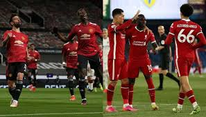 Manchester united won 25 direct matches.liverpool won 19 matches.10 matches ended in a draw.on average in direct matches both teams scored a 2.37 goals per match. Jheemedko19fnm