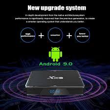 2020 X96H Smart TV BOX Android 9,0 4GB RAM 64GB ROM X96 Mini 6K Media  Player Allwinner h603 Youtube 2G/16G Set Top Box|Digitalempfänger