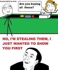 LOL funny meme rage comics the-silly-bitch • via Relatably.com