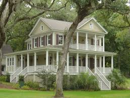 plantation house plans. Brilliant Plans Sl 1192 Exterior 01 Throughout Plantation House Plans
