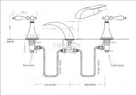 replace bathroom faucet bathroom faucet installation deck mounted oil rubbed bronze waterfall bathtub faucet 3 intended for replace bathroom plan