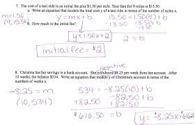 answer key to yellow or green review sheet algebra 1