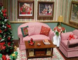 Xmas Decoration For Living Room Living Room Decorating With Christmas Lights For Excellent At And