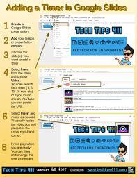 Google Slides Tech Tips 411