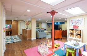 Image Unfinished Basement Basementrenovationsforkidsroomdecor Homemydesigncom Basementrenovationsforkidsroomdecor Home Design And Interior