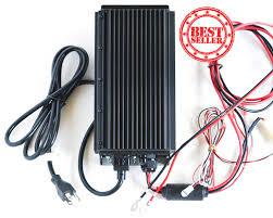 genie jlg skyjack 24 volt on board scissor lift battery charger