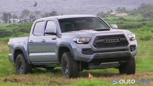Best Small Truck: 2018 Toyota Tacoma - AutoWeb Buyer's Choice ...