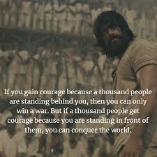 Kgf Chapter 1 Movie Top 12 Quotes And Dialogues Ramsri Goutham