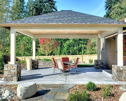 cost to build covered porch how much does it cost to build a covered patio how