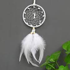 handmade dream catcher for wall hanging