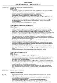 Market Research Associate Cover Letter Afterelevenblog Com