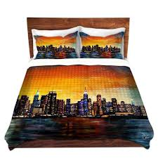 unique comforter covers decorative designer corina throughout skyline duvet cover remodel 13