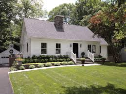 cape cod whole house renovation traditional exterior