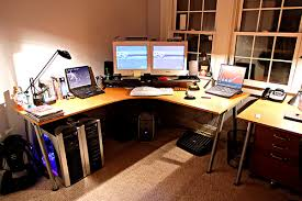picture of home office. how to reduce the impact of your home office picture p