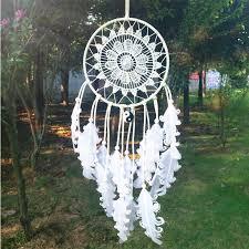 What Store Sells Dream Catchers 100100CM Dream Catcher Home Decor blue Feather Dreamcatcher Wind 61