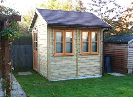 8 x 8 traditional garden office traditional office 4