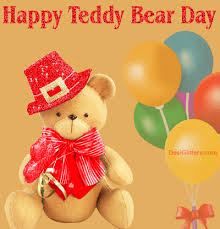best teddy day animated wish pictures