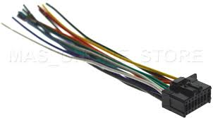 how to wire a pioneer fh x700bt wire harness for pioneer fh x700bt fhx700bt pay today ships today