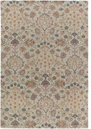 surya castello cll1026 blue brown classic area rug traditional hall and stair runners by rolles