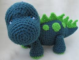 Free Crochet Dinosaur Pattern Unique Free Crochet Patterns For Baby Dinosaurs Dancox For