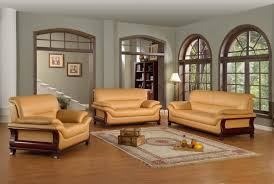 brown leather sofa sets. Perfect Leather Bonded Leather Sofa Set Inside Brown Sets