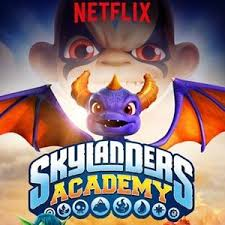 Skylanders Academy Temporada 1 audio español