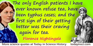 Florence Nightingale Quotes Cool Florence Nightingale Quotes 48 Science Quotes Dictionary Of