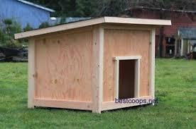 Large Dog House Plan     Large Dog House  Dog House Plans and Dog    large dog house plans