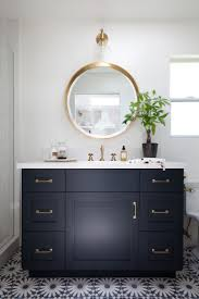 awesome powder room vanities for your bathroom design elegant powder room vanities black finish with