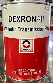 Dexron Vi Compatibility Chart Dexron Wikipedia