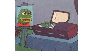 <b>Pepe the Frog</b> is officially dead - The Verge