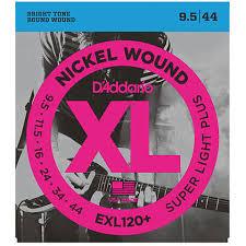 <b>D'Addario EXL120+</b> Nickel Wound .0095-044 « <b>Струны</b> для ...