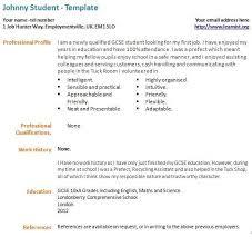 C V Sample For First Job Resume Template My Cv Cover Letter Ideas