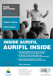 Aurifil Presentation - AM Session & Inside Aurifil Presentation - AM Session Adamdwight.com