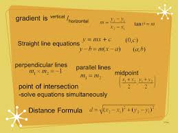 3 m may grant is vertical horizontal straight line equations perpendicular lines parallel lines point of intersection solve equations simultaneously